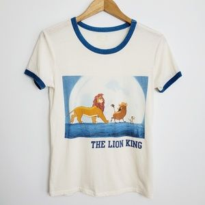 Vintage 1990s Disney Lion King T-Shirt
